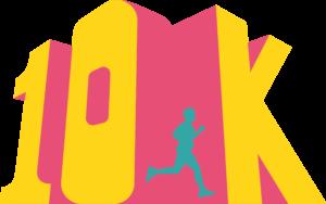 10K Logo Türkis